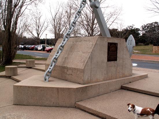 HMAS Canberra Memorial