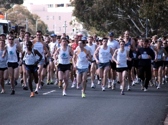 Canberra Times Fun Run