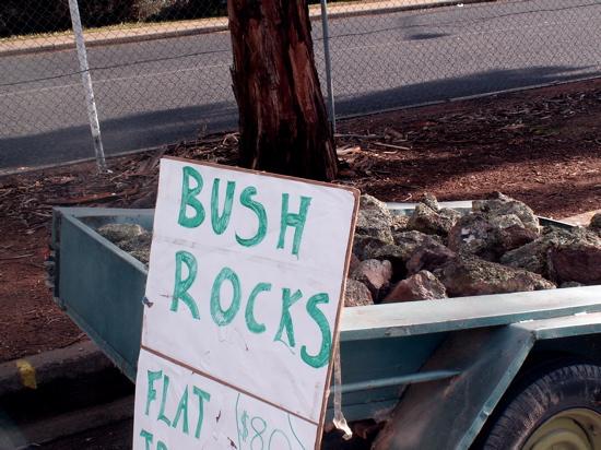 Bush Rocks