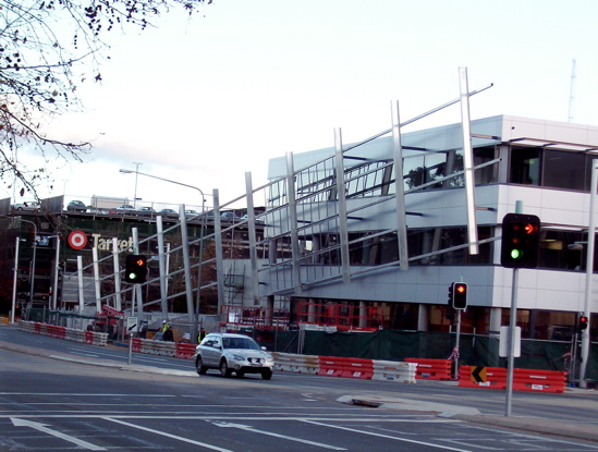 Ugly Development in the heart of Canberra