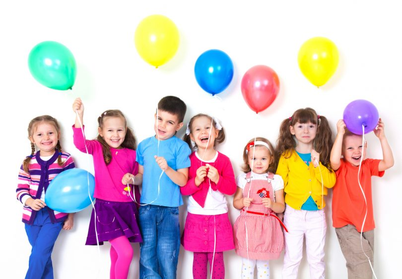 Kids birthday parties Canberra