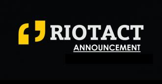 Important RiotACT announcement