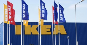 First sod turned on Canberra IKEA store