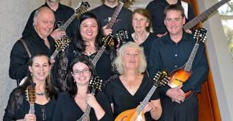 COZMO (Capital of Australia Mandolinata) Annual Winter Concert 2014