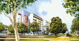 Redevelopment of Northbourne Avenue begins