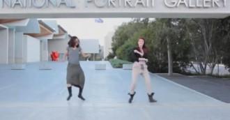 National Portrait Gallery Dance Off – Round 3!