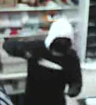 Rivett robbery