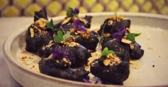 Local Chef Recipe Series – Black Calamari by Brad Warton Parlour Wine Room