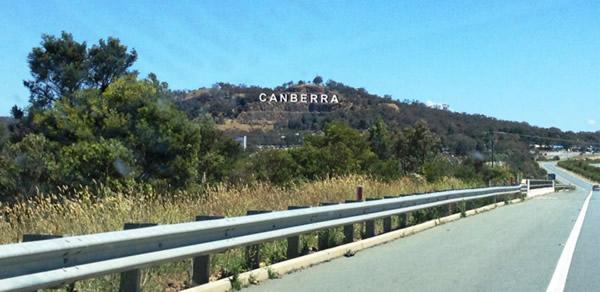 canberra-sign
