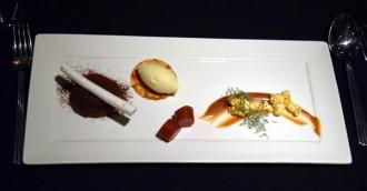 Truffles and Veuve Clicquot – celebrating the Truffle Festival Hyatt style