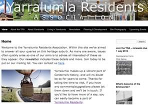 Yarralumla Residents Association