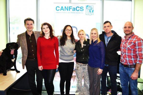 CanFaCS Staff