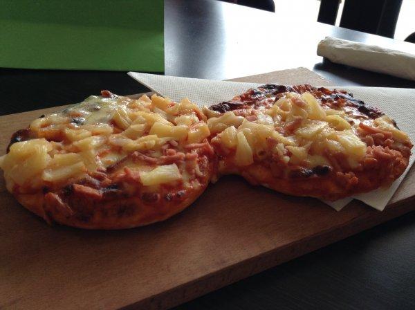 UandCo pizza