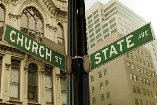 church-politics-stock