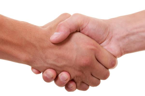 handshake-stock