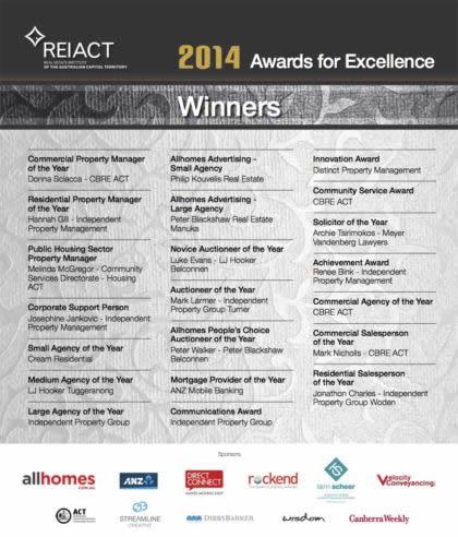 reiact-award-winners