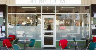 Weekend Cafe Hot Spot: Stand By Me, Lyons Shops