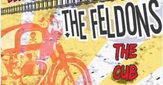 Cub Calloway, The Feldons & the Crossbones @ Smiths