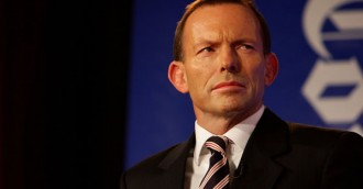 Tony McAbbott     Meddler In Chief