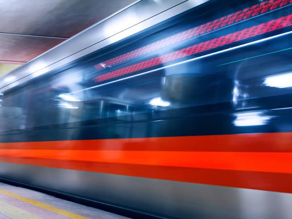 train-stock