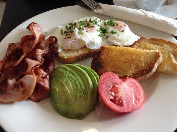 uandco breakfast