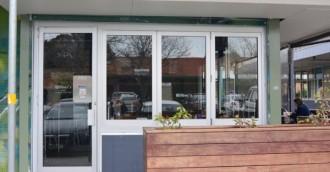 Weekend Cafe Hot Spot: Wilbur's Cafe Bar, Hackett Shops