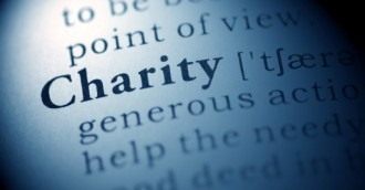 Charities should pool resources to set example for nation