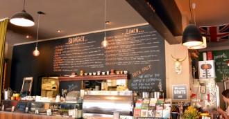Weekend Cafe Hotspot: A Bite to Eat, Chifley Shops