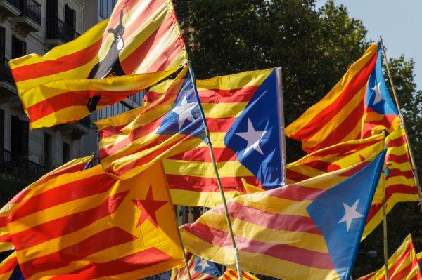 catalan-secessionist-flag-stock-131014