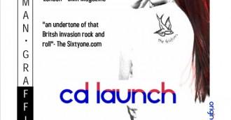 Human Graffiti – CD Launch – The Feldons – 22 November @ Smiths