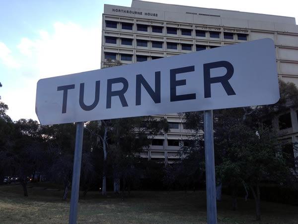 Turner canberra