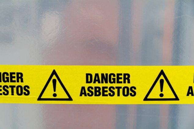 Mr Fluffy Asbestos