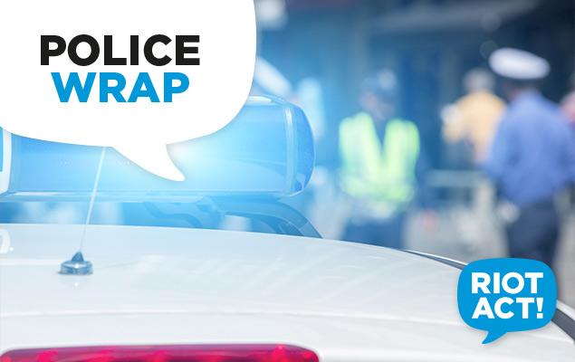 police wrap
