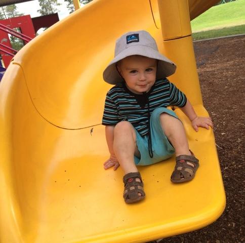 Fadden Pines playground 1