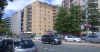 Braddon  Green village to apartments