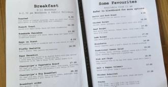 Weekend Cafe Hot Spot: Cherryripe Brasserie, Watson
