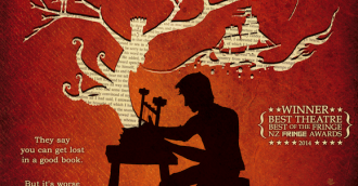 Canberra Youth Theatre and Trick of the Light present The Bookbinder