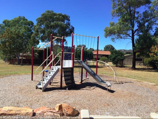 playground bonython