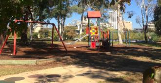 Playground review   8211  Eddison Park  Woden