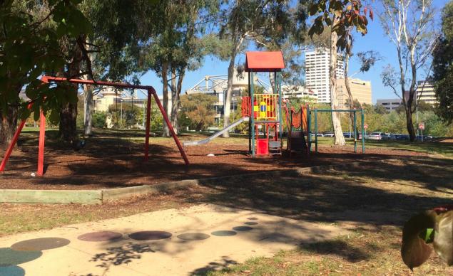 eddison park woden