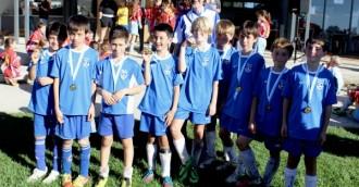 Club generosity helps disadvantaged kids kick goals