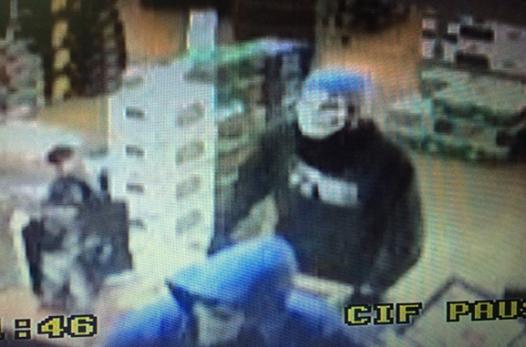 robbery belconnen