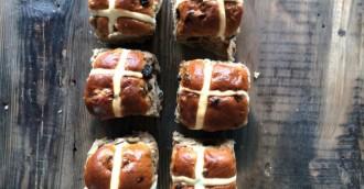Best of Canberra   8211  Hot cross buns