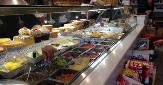 Cheap eats – Downtown Milk Bar (Manuka)