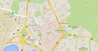 A look around Canberra – Reid