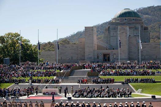 national ceremony