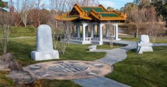 Canberra Beijing Garden   8211  Lennox Gardens