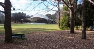 An events park for central Canberra