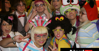 Geeks and nerds theme party