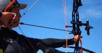 Local sports club profile   8211  Canberra Archery Club